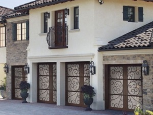 custom-garage-door-installed